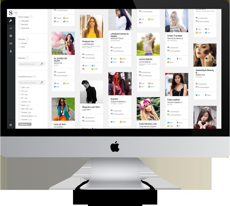 The Shelf blogger collaborations