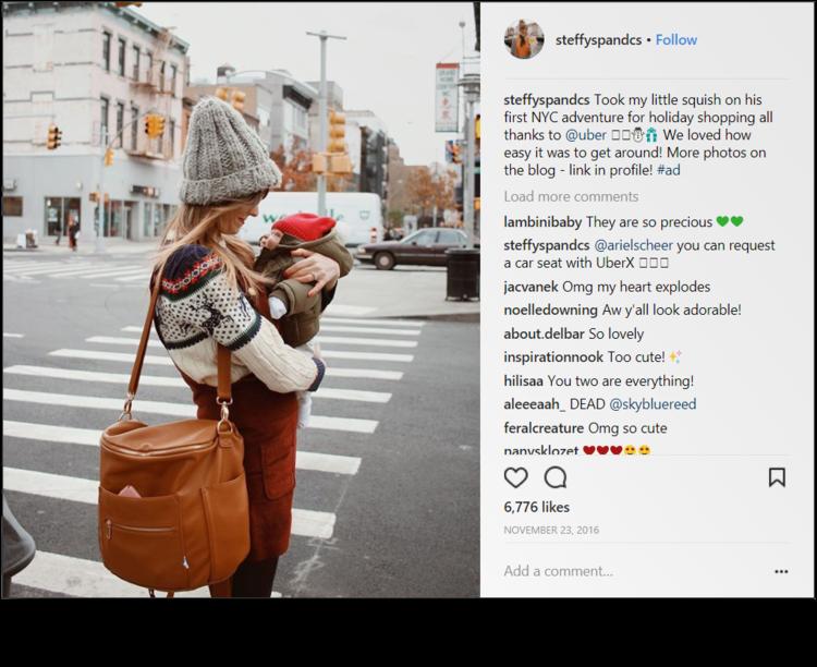 screenshot of Instagram post from @steffyspandcs