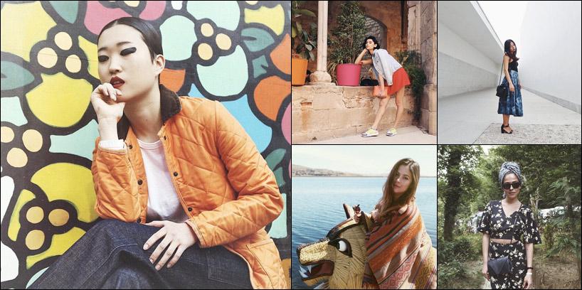 fashion bloggers @facehunter