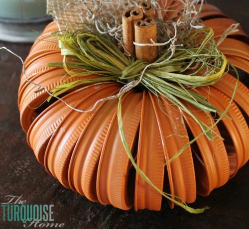 An image of a pumpkin art.